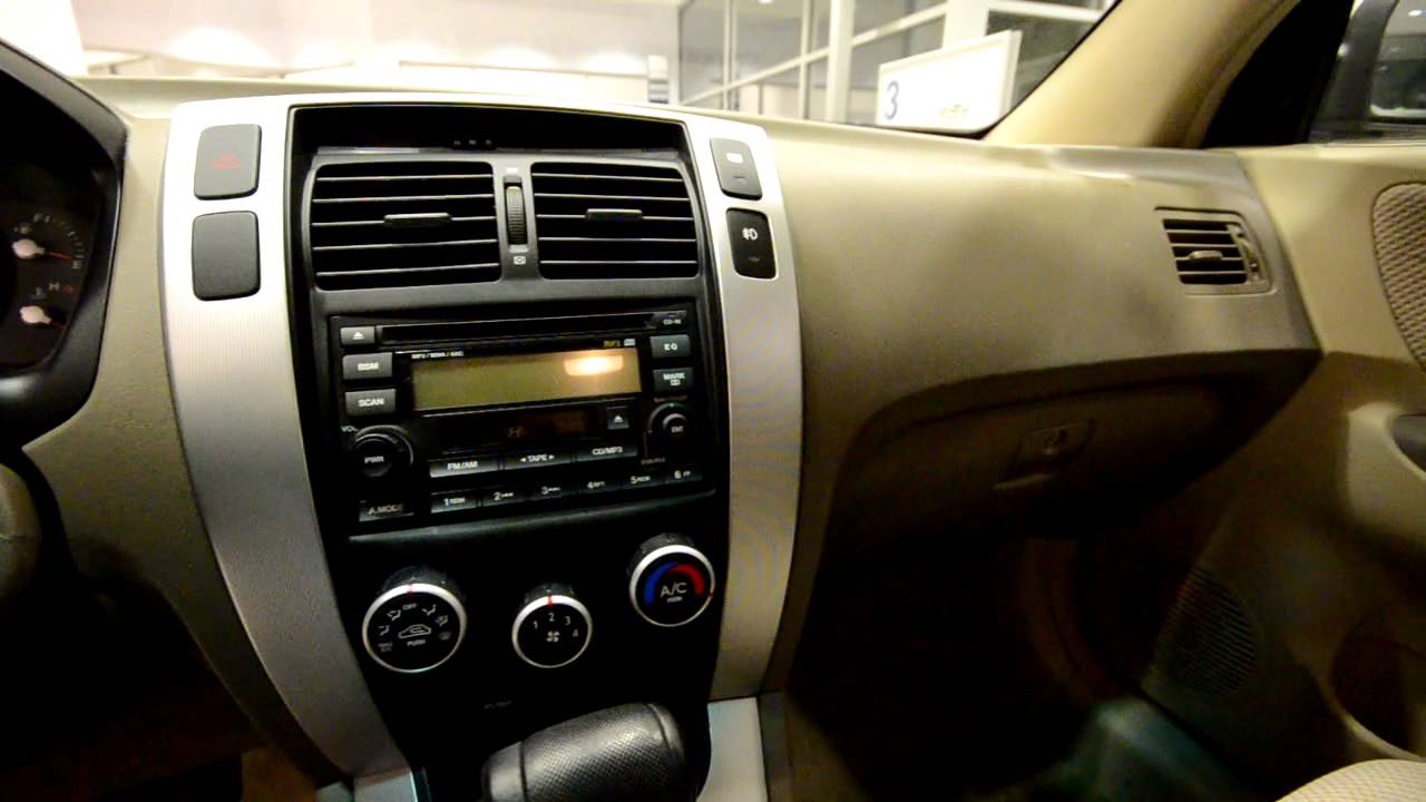 2007 hyundai tucson se v6 stk 29208a for sale at trend motors used car center in rockaway. Black Bedroom Furniture Sets. Home Design Ideas
