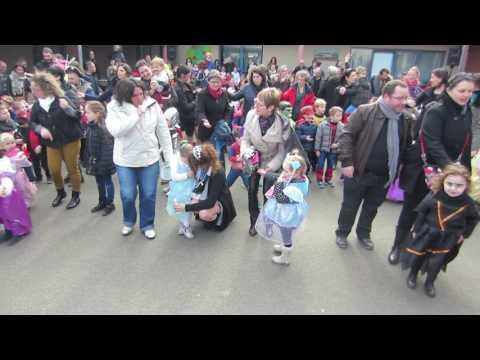 Et là, le jour de Carnaval !