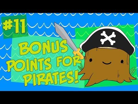 Stumptcast: Episode 11 - Bonus Points for Pirates!