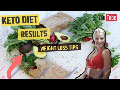 KETO DIET RESULTS WEEK 1! Weight Loss Tips - What Is Health Channel