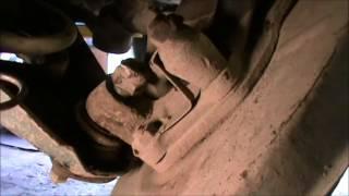 Замена нижнего рычага ВАЗ 2101- 07 передней подвески
