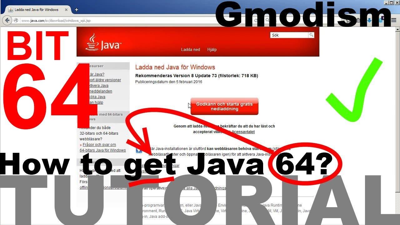 64 Bit Java