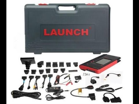 Автосканер LAUNCH X 431 IV.. Автосканер диагностическое оборудование.