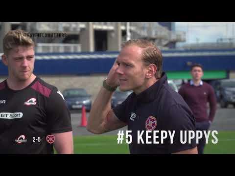 Hearts v Edinburgh Rugby