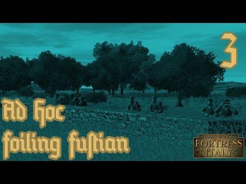 Foiling Fustian | Ad Hoc | Part 3 | Combat Mission Fortress Itali | German
