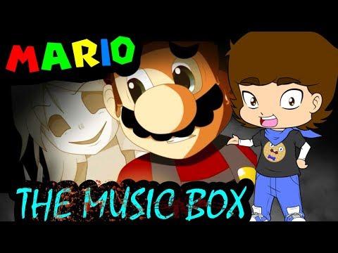 Mario: The Music Box (SPOOKY Mario Fan Game) - ConnerTheWaffle