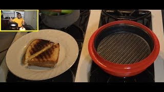 Grilled Cheese Sandwich on Range Mate Pro Review, best ever?