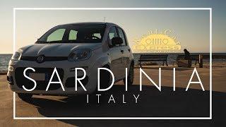 Sardinia Italy Road Trip - 4K Sardenga, Italia