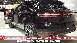 2020 Porsche Macan S - Exterior And Interior - Montreal Auto Show 2020