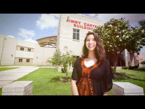 Jimmy Carter Early College High School Salutatorian, Jeanelly A. Gonzalez!