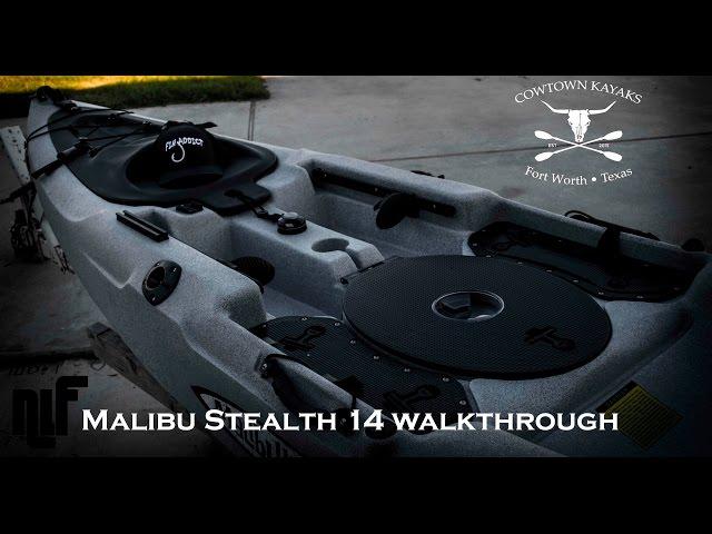Malibu Stealth KAYAK REVIEW | #KayakFishingTOPGEAR1
