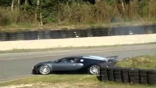 Les pires accident de voiture de luxe ( ferrari , amborghini...)