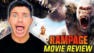 RAMPAGE - Movie Review