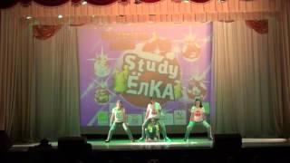 Хип-хоп в Челябинске. Школа танцев Study-on, Челябинск, 2015 Скачать в HD
