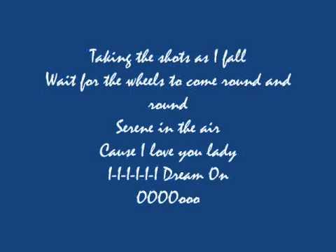 Noel Gallagher's High Flying Birds Dream on lyric