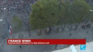 """World Cup 2018: """"No one could have predicted what happened,"""" says sports journalist"""