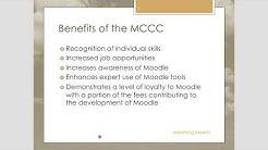 Kim Salinas - Moodle Course Creator Certification (MCCC) - iMoot16 Mini Moot