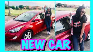 BUYING MY FIRST CAR AT 20!! Mini Car Tour| IT'S LIT😩