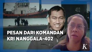 Letkol Heri Oktavian, Sosok Idealis dan Kritis, Komandan KRI Nanggala-402