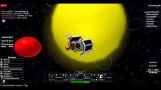 ROBLOX Tie Fighter vs X-Wing