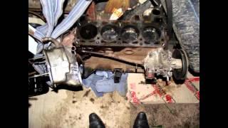 Ремонт #13,Замена двигателя ВАЗ 2105 1.3л. 64 л.с.на двигатель ВАЗ 2103 1.5 71,4 л.с