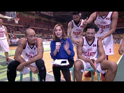 Best Players: Mark Yee and Shawn McCarthy | PBA Philippine Cup 2018