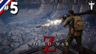 WORLD WAR Z #5 เขื่อนแตก