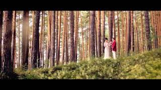 Винтажно-готическая свадьба 07.09.2013 г. Съемка в две камеры. г. Екатеринбург.