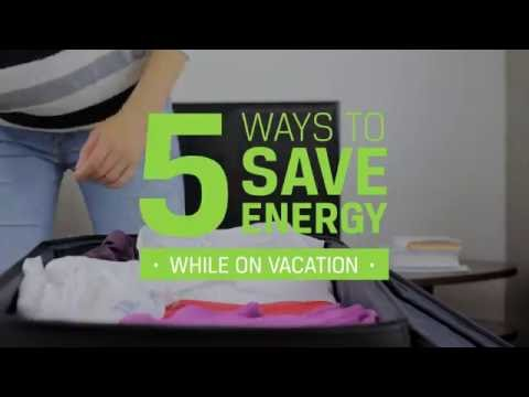 5 Ways to Save While on Vacation