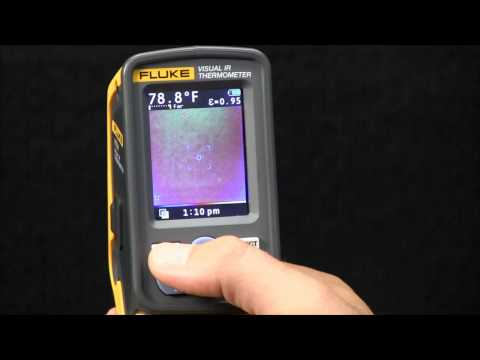 Understanding the Fluke VT04 Visual IR Thermometer