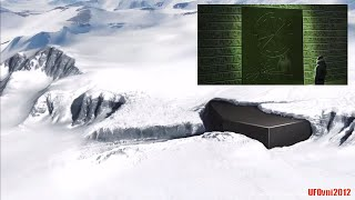 Something Really Weird Shows Up on Google Earth in Antarctica
