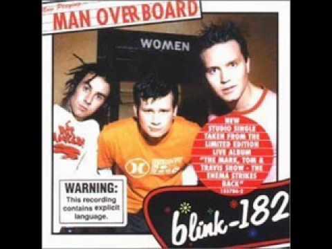 blink-182--13-miles-live-(man-overboard-single)