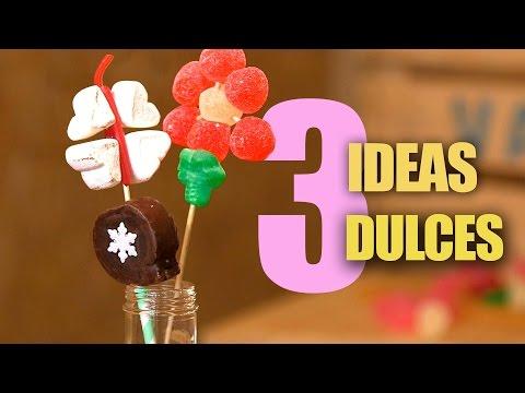 3 ideas fáciles para hacer una mesa dulce | DIY paso a paso