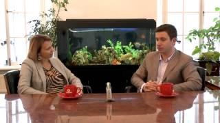 Видео-интервью с вице-президентом группы компаний