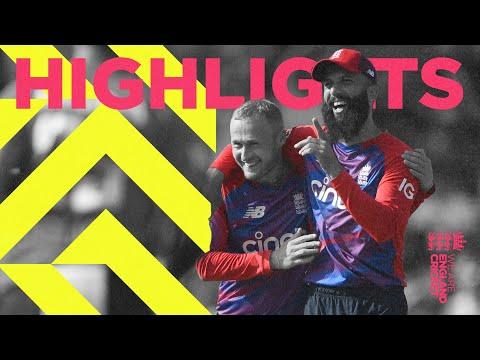 England v Pakistan - Highlights | England Level The Series! | 2nd Men's Vitality IT20 2021