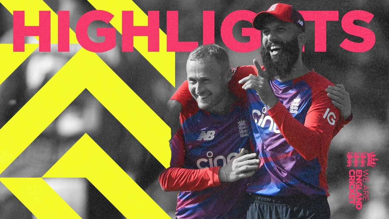 Download England v Pakistan - Highlights | England Level The Series! | 2nd Men's Vitality IT20 2021