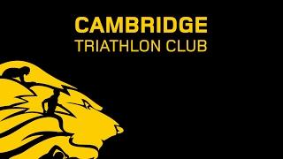 Cambridge Triathlon Club Promotional Video