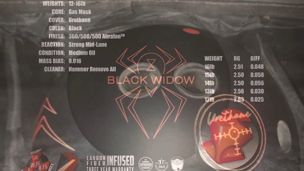Hammer Black Widow Urethane By Cody