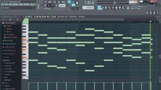 Avicii - Feeling Good (Fl Studio Remake)