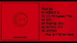 Full Album 마마무 Mamamoo Red Moon Mp3 Download - 296969rr com