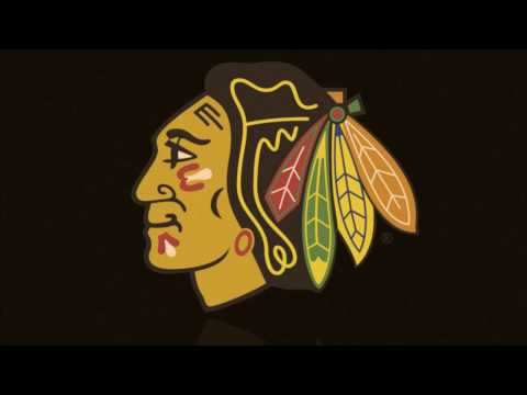 Chicago Blackhawks Intro (Stranglehold) and Anthem