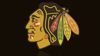 Chicago Blackhawks Intro (Stranglehold) and Anthem