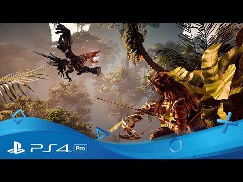 Download Horizon: Zero Dawn | PS4 Pro Gameplay Demo | PlayStation Meeting 2016