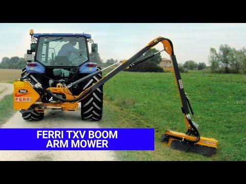 Ferri TXV Boom Mower