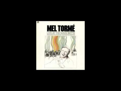 Mel Torme -The Party 's Over