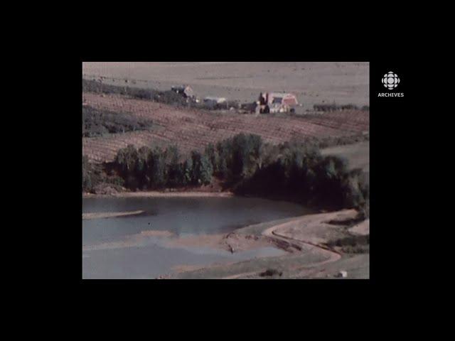 En 1976, portrait de la vallée d'Annapolis, joyau historique et agricole de la Nouvelle-Écosse