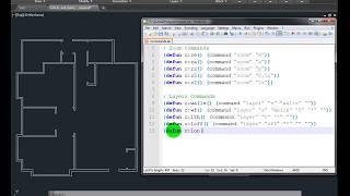 Autocad Lisp Routines