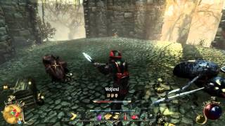 Two Worlds II Gameplay - PC - 1080p