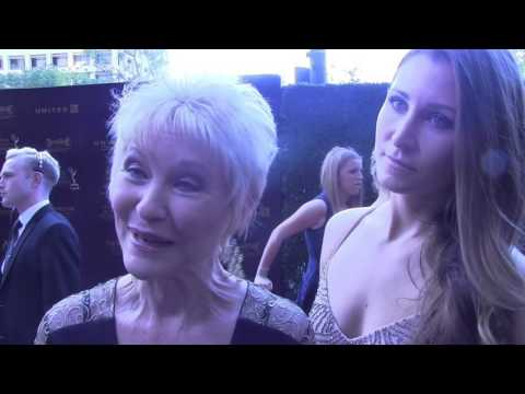 Dee Wallace and Gabrielle Stone @ Daytime Emmys 2016