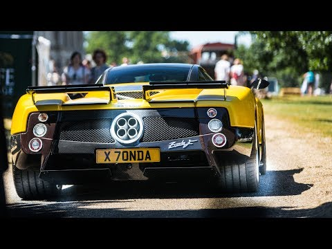20 CRAZIEST Hypercar and Supercar Launches Ever!!